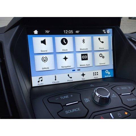 Видеоинтерфейс для Ford Explorer, Mustang, F150, Kuga, Focus 2016– г.в. с монитором Sync 3 Превью 7