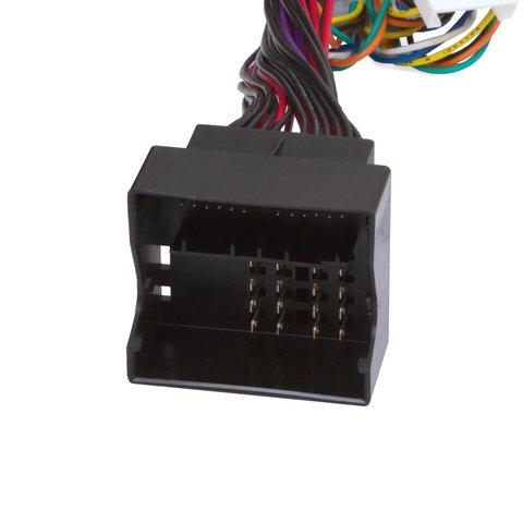 Відеоінтерфейс з HDMI для BMW NBT EVO 6 з штатним сенсорним склом Прев'ю 6