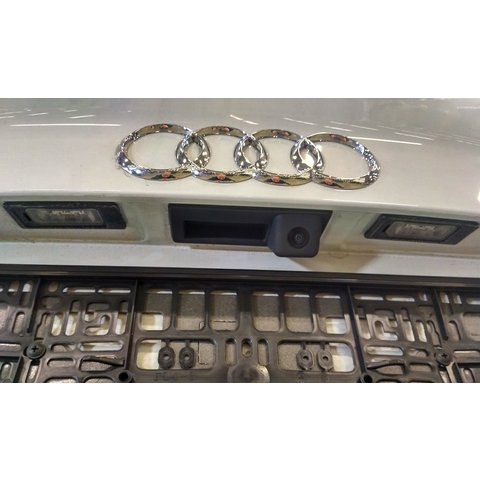 Front View and Rear View Camera Connection Kit for Audi A3 Preview 1
