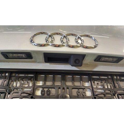 Комплект для подключения камеры заднего и переднего вида в Audi A3 Превью 1