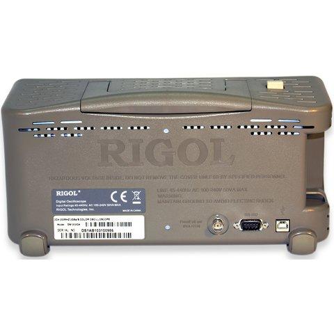 Цифровий осцилограф RIGOL DS1102CA Прев'ю 1