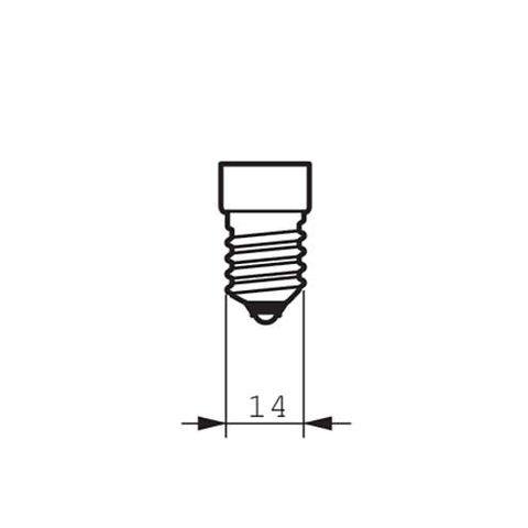 LED-лампа Philips CorePro Candle, WW (теплий білий) , Е14, 5.5 Вт, 470 лм Прев'ю 2