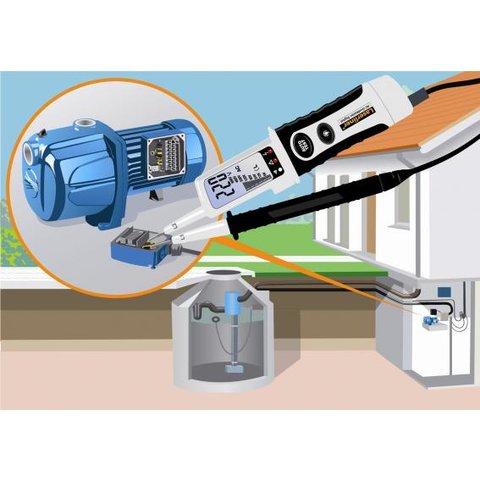 Тестер напряжения Laserliner AC-tiveMaster Digital - Просмотр 3