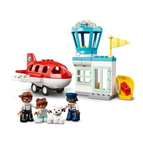 Конструктор LEGO DUPLO Самолет и аэропорт 10961 Превью 1