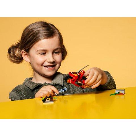 Конструктор LEGO NINJAGO Мотоцикл с мечами Кая 71734 Превью 9