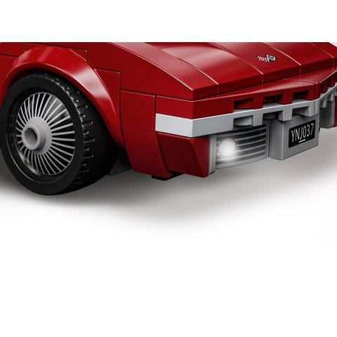 Конструктор LEGO Скоростные гонки Chevrolet Corvette 76903 Превью 5