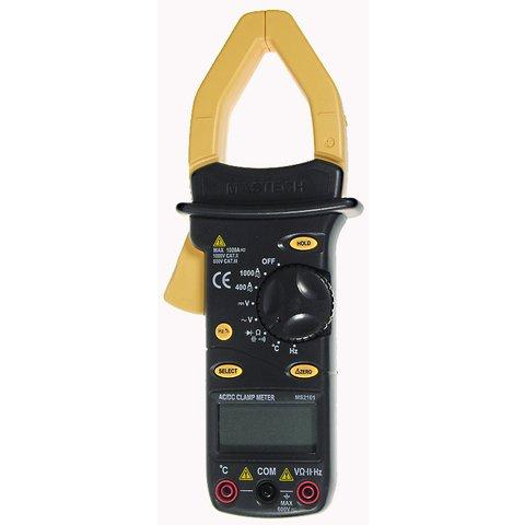 AC/DC Digital Clamp Meter Mastech MS2101 Preview 1
