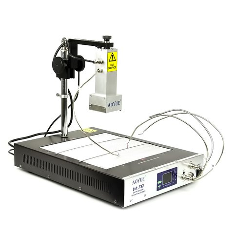 Infrared Rework Station AOYUE Int 732 - Preview 2