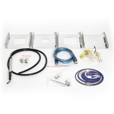 Infrared BGA Rework Station Jovy Systems RE-8500 Preview 8