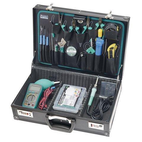 Juego de herramientas para electricista Kit Pro'sKit PK-15305B - Vista prévia 2