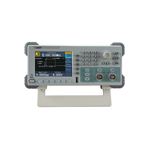Arbitrary Waveform Generator OWON AG1022F Preview 1